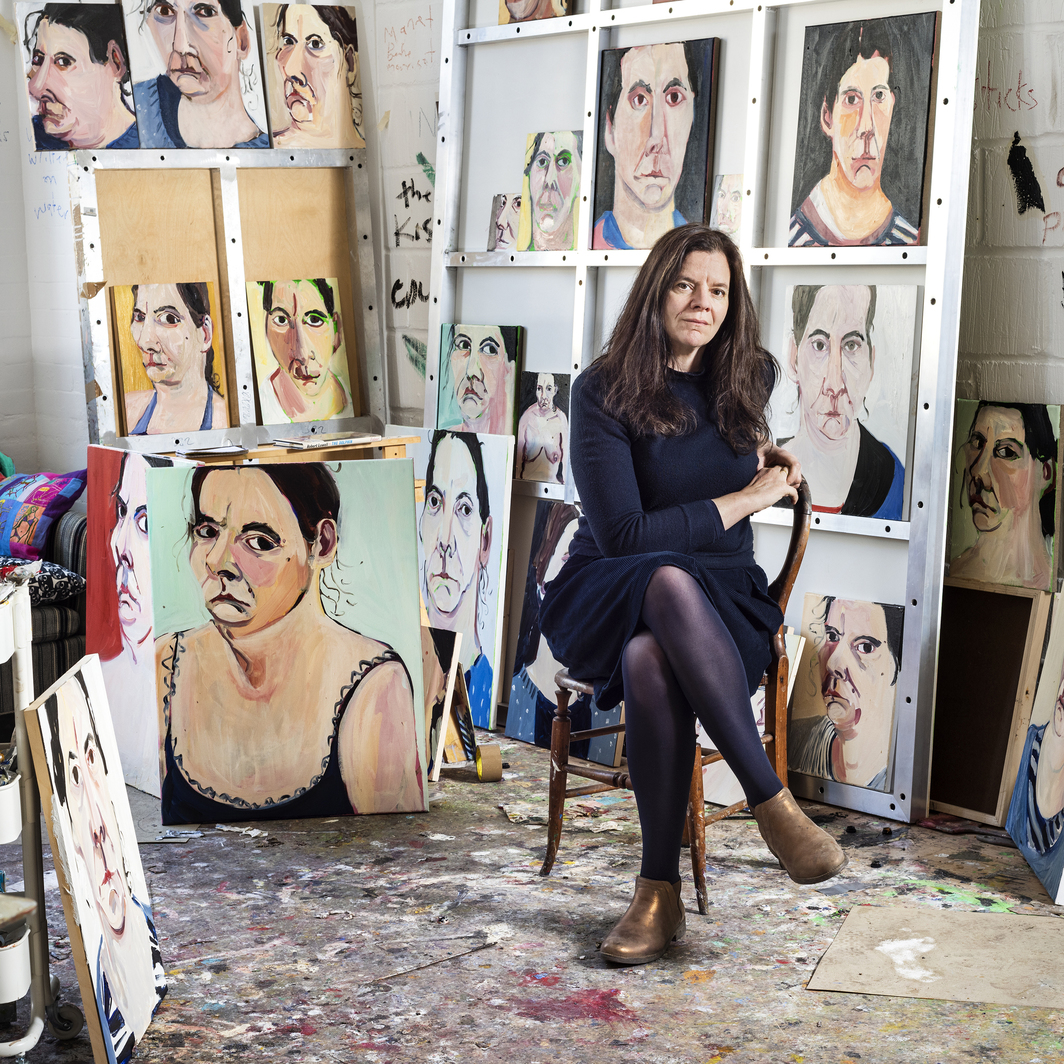From Victoria Miro: Chantal Joffe