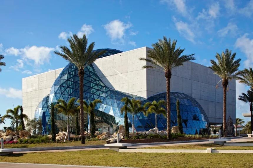 Florida S Salvador Dal 237 Museum Plans 38 Million Expansion