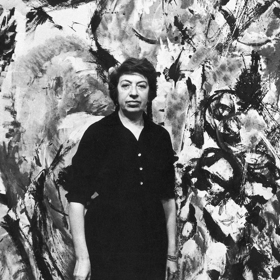 From Sotheby's: Lee Krasner