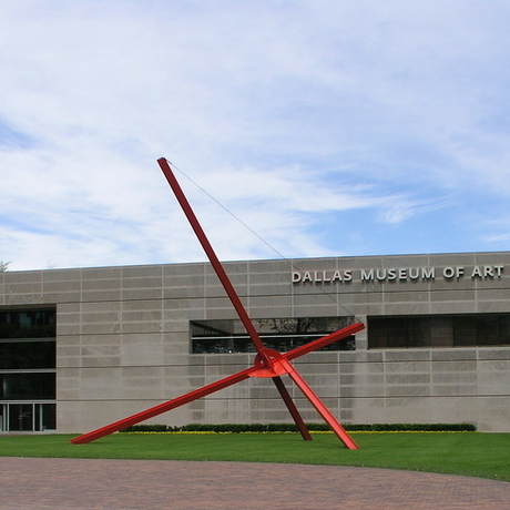 The Dallas Museum of Art.