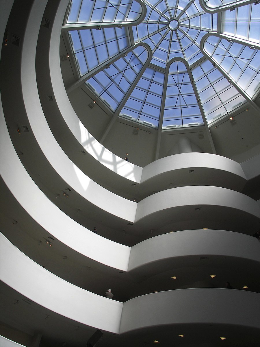 Workers At The Guggenheim Museum In New York Move To