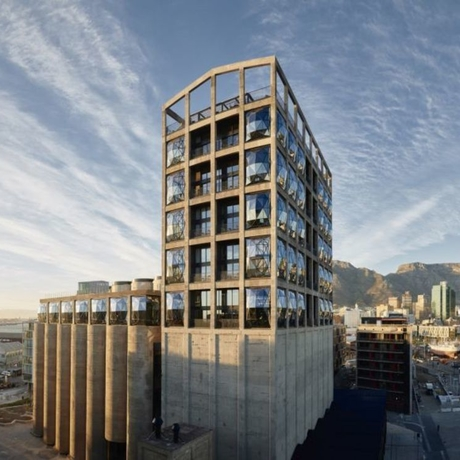 The Zeitz Museum of Contemporary Art Africa in Cape Town. Photo: Zeitz MOCAA.