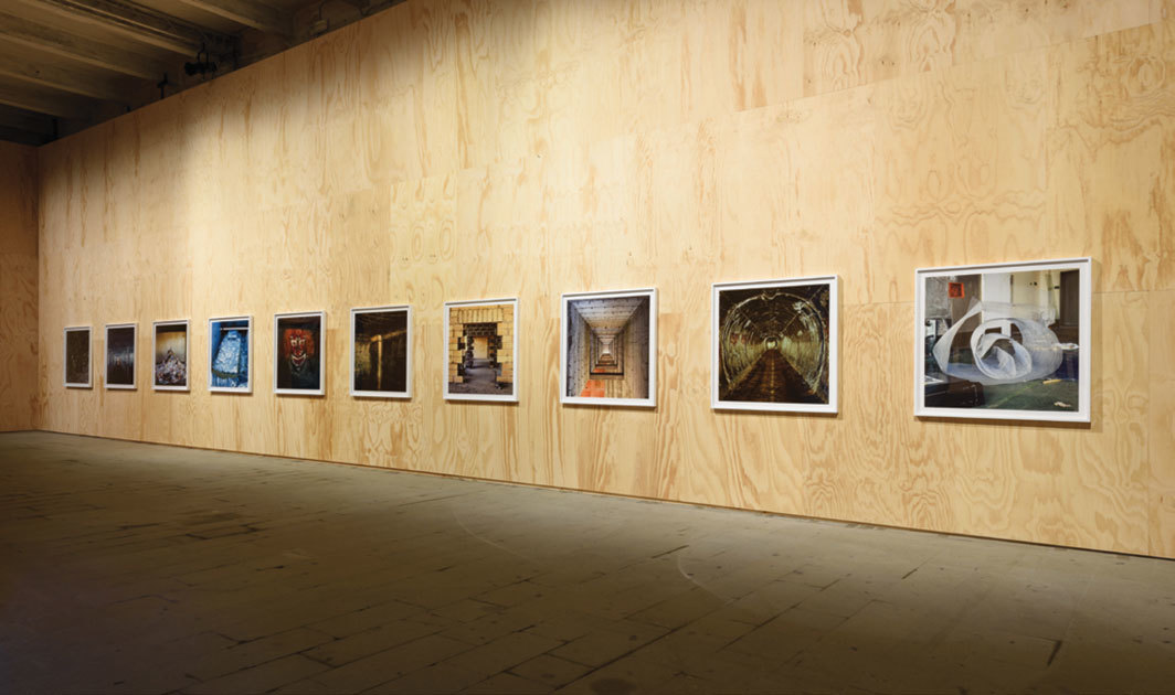 Works by Anthony Hernandez, 1999–2012, C-prints. Installation view, Arsenale. Photo: Andrea Avezzù.