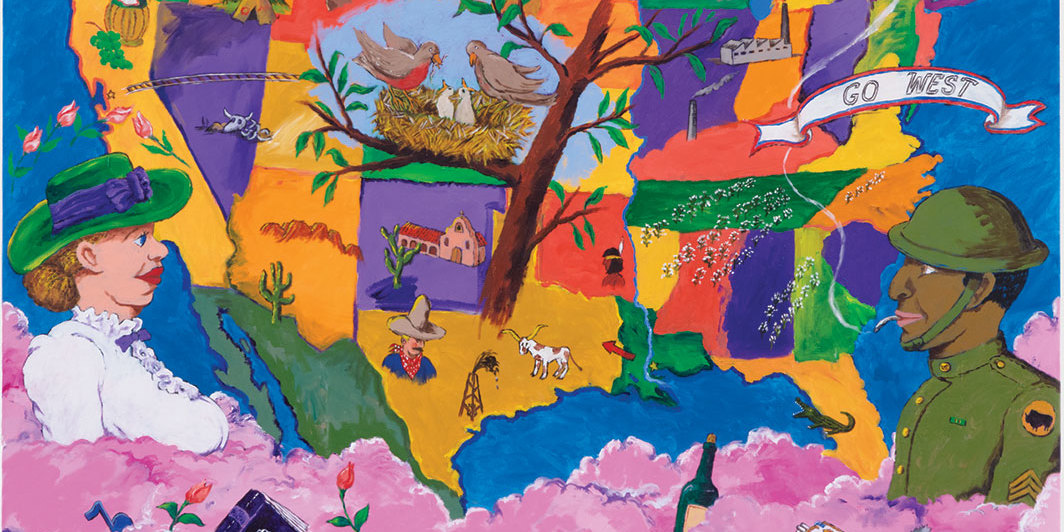 """ROBERT COLESCOTT: ART AND RACE MATTERS"""