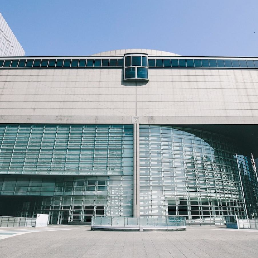 Aichi Prefectural Museum of Art. Courtesy of the Aichi Triennale in Japan.