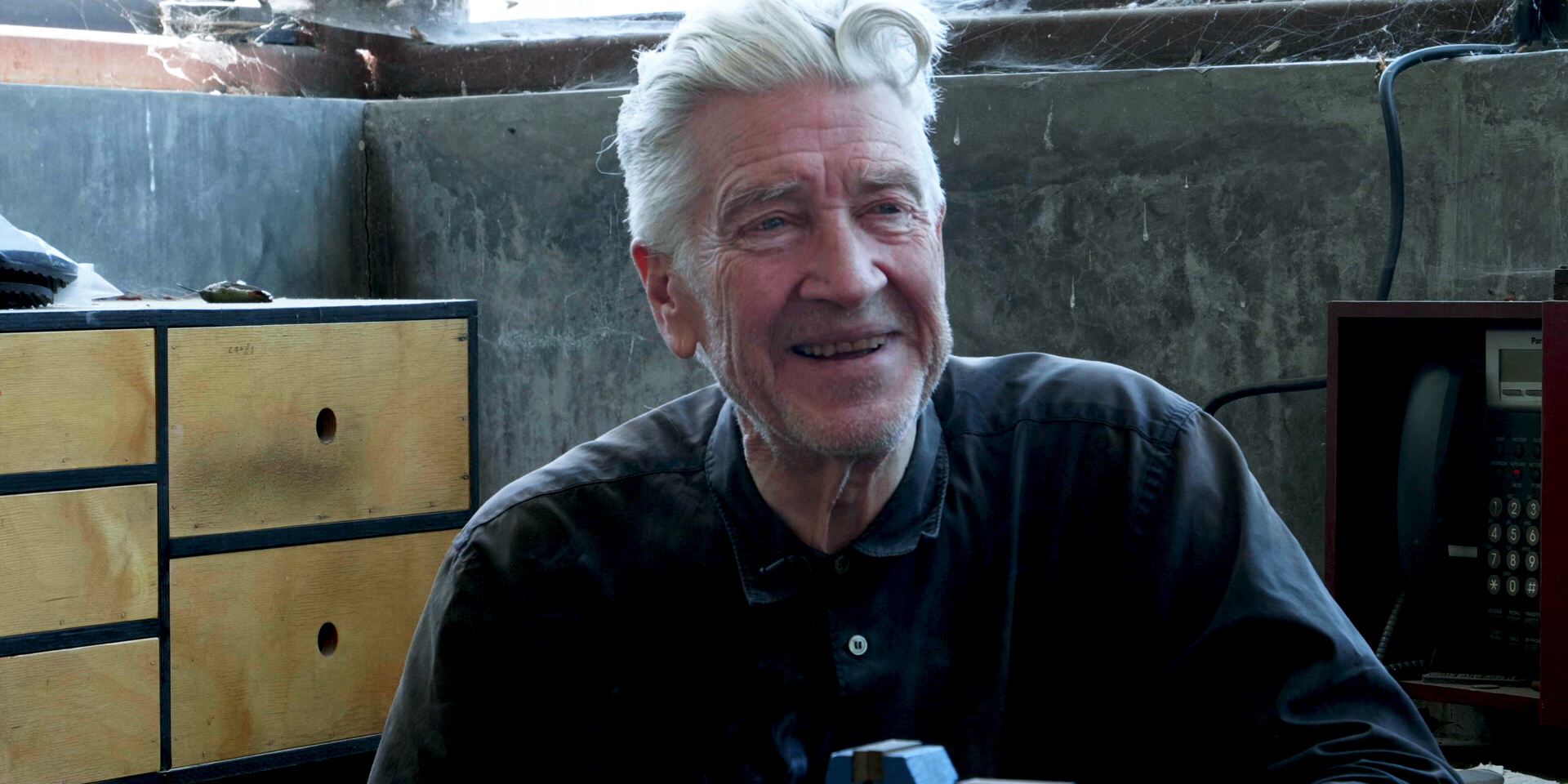 David Lynch on his life and art