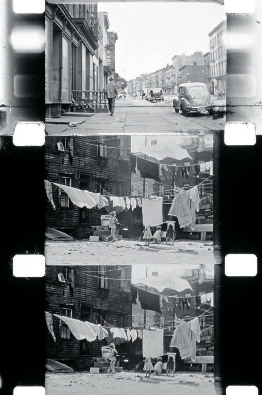 Jonas Mekas, Lost Lost Lost: Rabbit Shit Haikus and Fool's Haikus, 1976, 16 mm, color and black-and-white, sound, 180 minutes.
