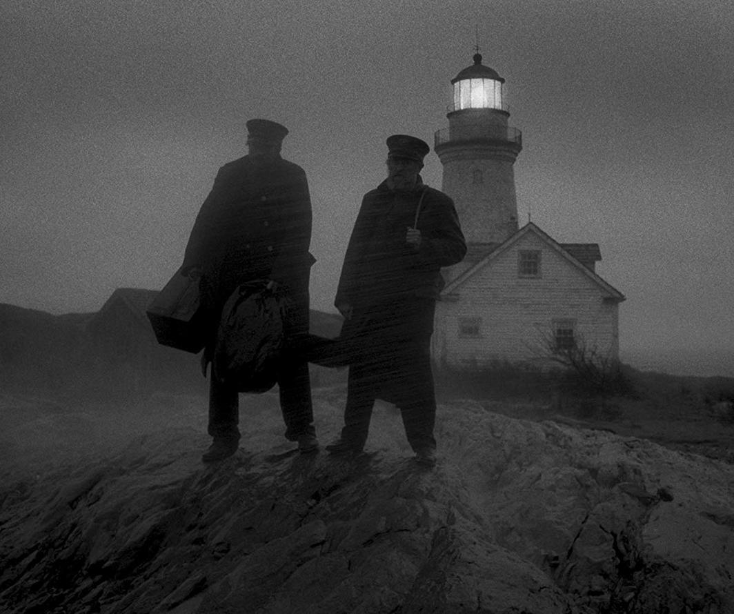 Robert Eggers, The Lighthouse, 2019, 35 mm, black-and-white, sound, 109 minutes.
