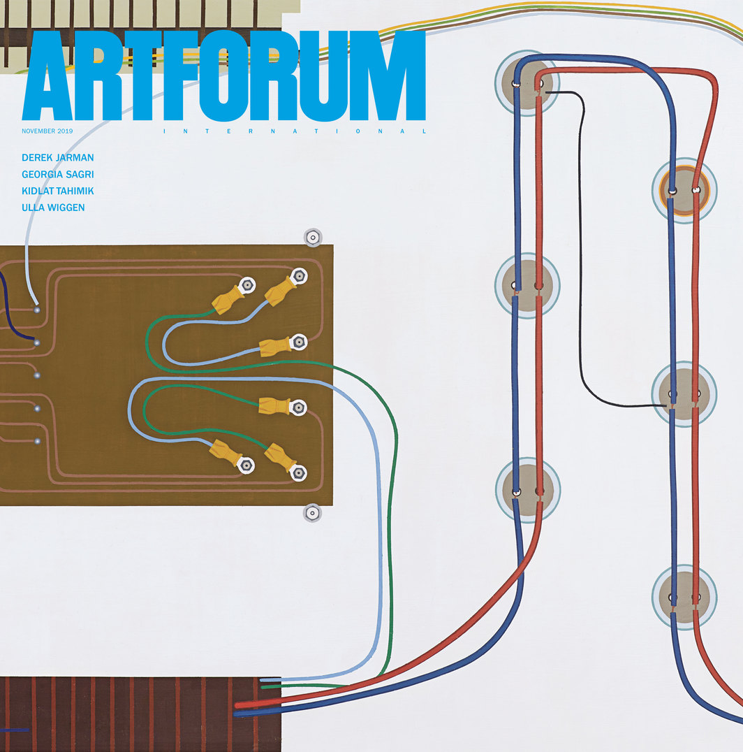 Artforum International - November 2019 on