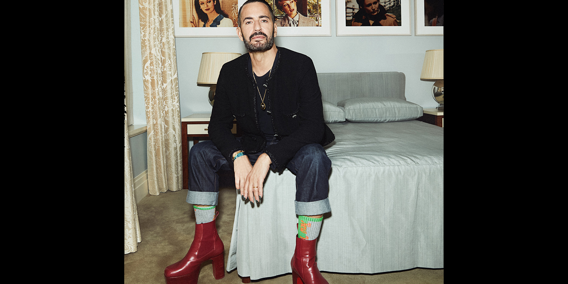From Sotheby's: Marc Jacobs