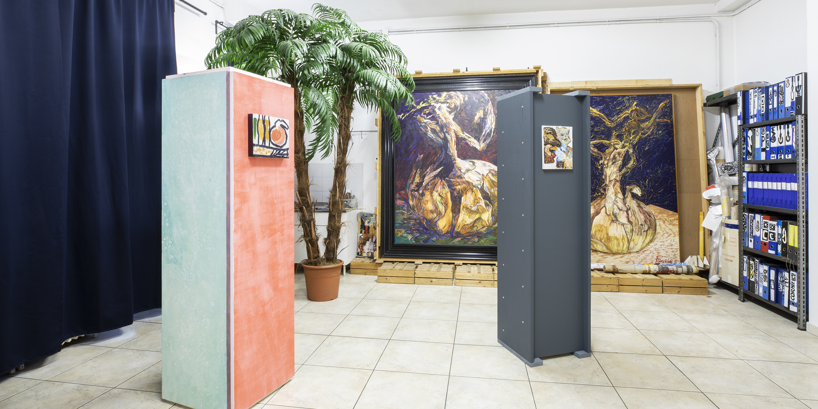 Andrea Kvas At Archivio Atelier Pharaildis Van Den Broeck
