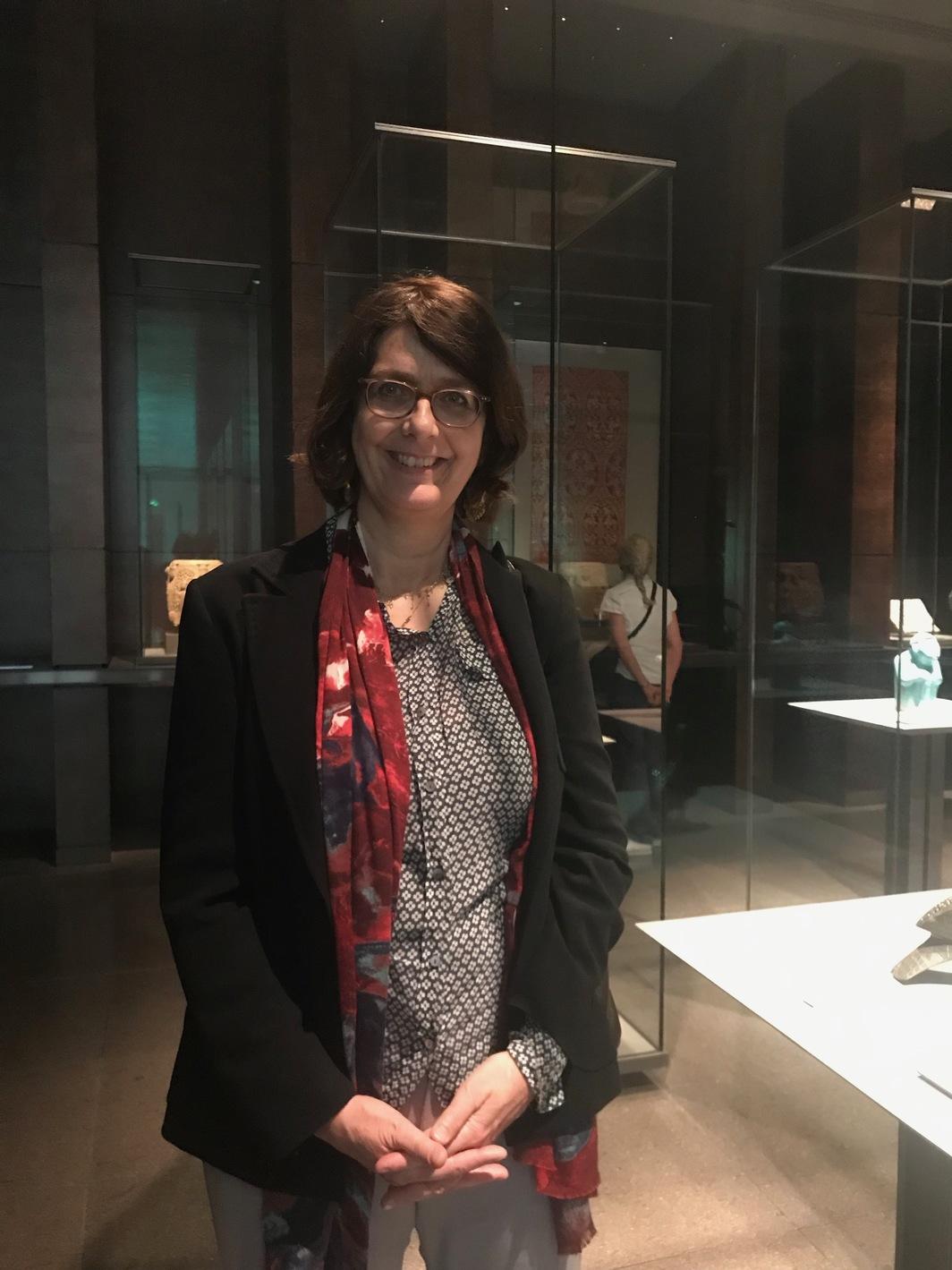 """Museum of Islamic <a href='https://miifplus.com/tag/art/' target='_self' rel='nofollow' title='Art'>Art</a> Director Julia Gonnella. """" /><br /> Museum of Islamic <a href='https://miifplus.com/tag/art/' target='_self' rel='nofollow' title='Art'>Art</a> Director Julia Gonnella. </div> </div> <div class="""