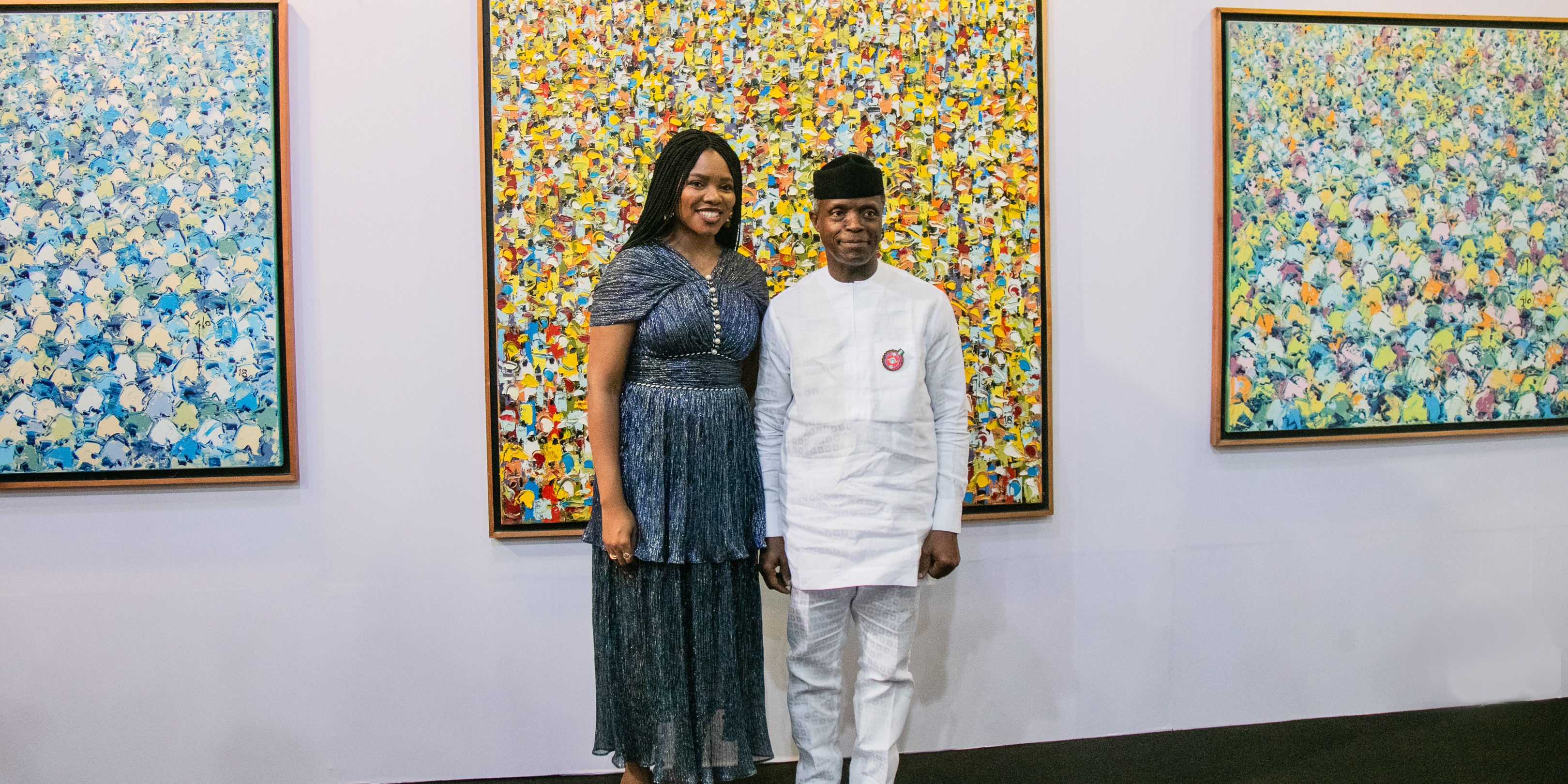 Ayodeji Rotinwa at Art X Lagos - Artforum