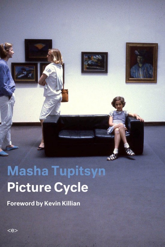 Cover of Masha Tupitsyn's Picture Cycle, November 2019.