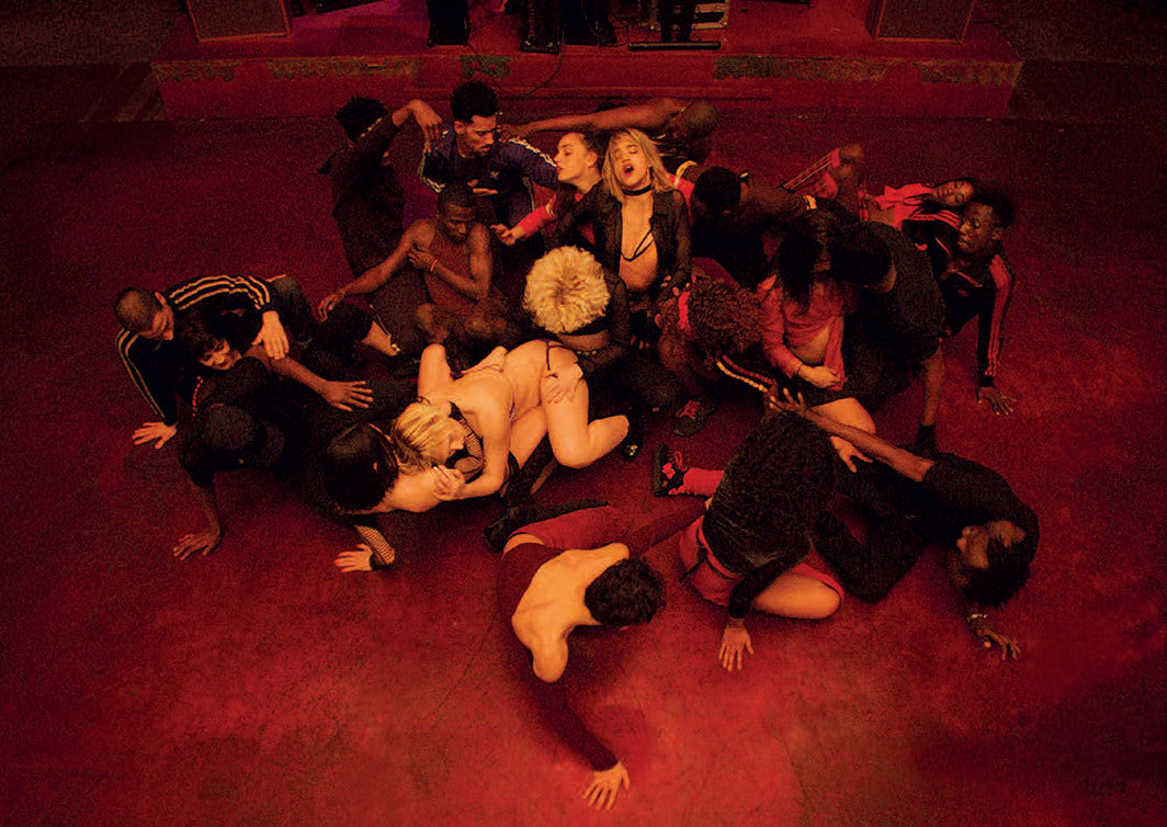 Gaspar Noé, Climax, 2018, 2K video, color, sound, 96 minutes.