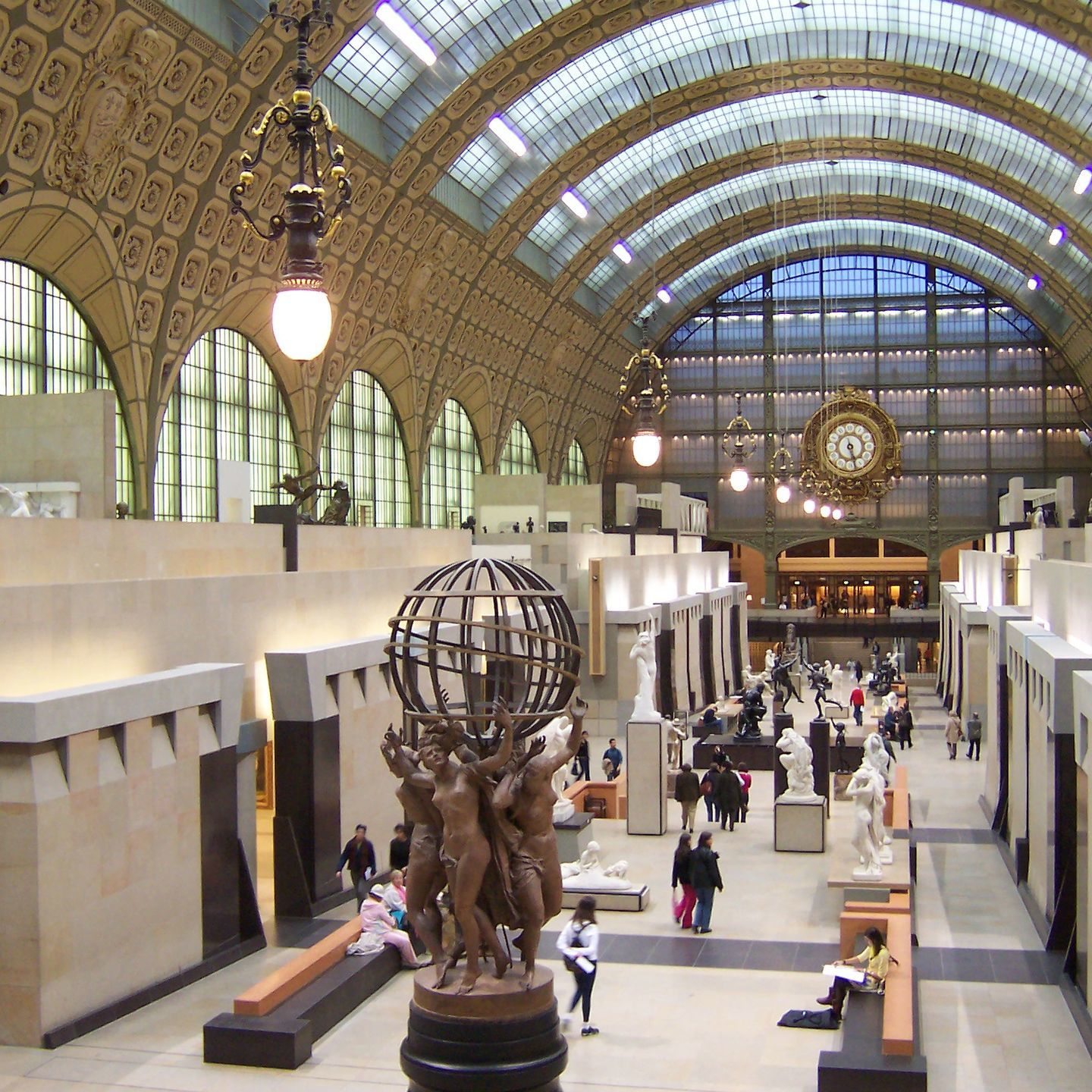Musée d'Orsay, Paris. Photo: Alexander Franke/Wikipedia.
