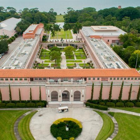 The Ringling Museum of Art in Sarasota, Florida.