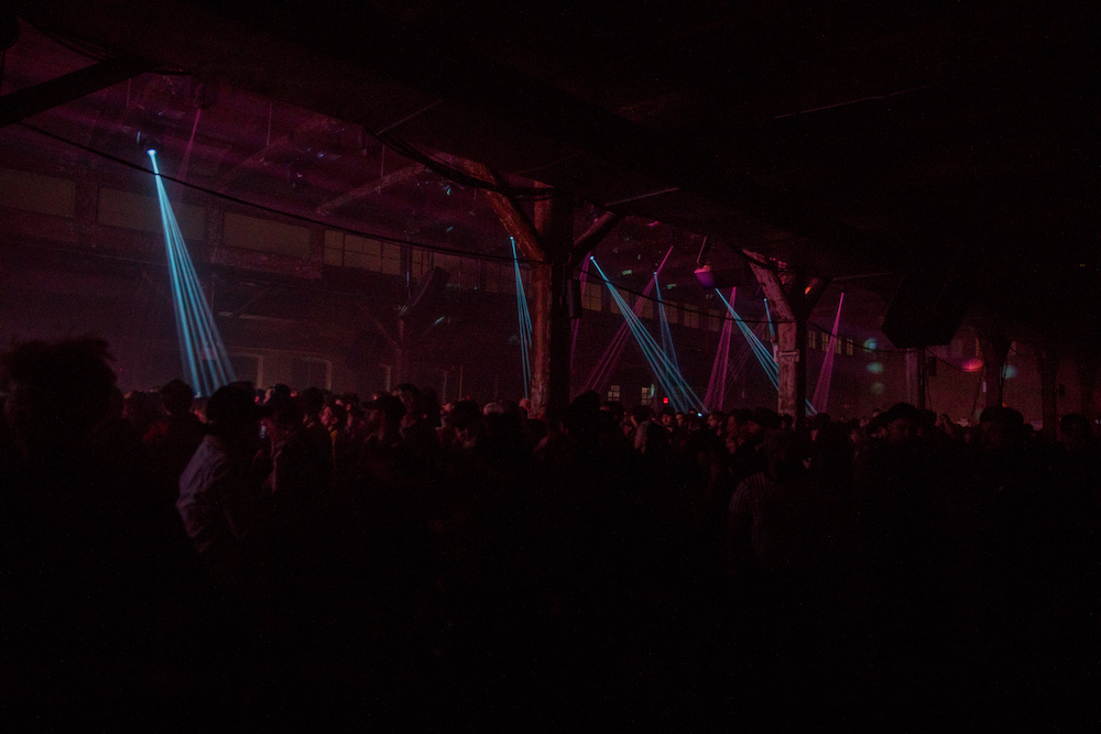 Knockdown Center. Queens, New York, 2019. Photo: Zach Lichtstrahl.