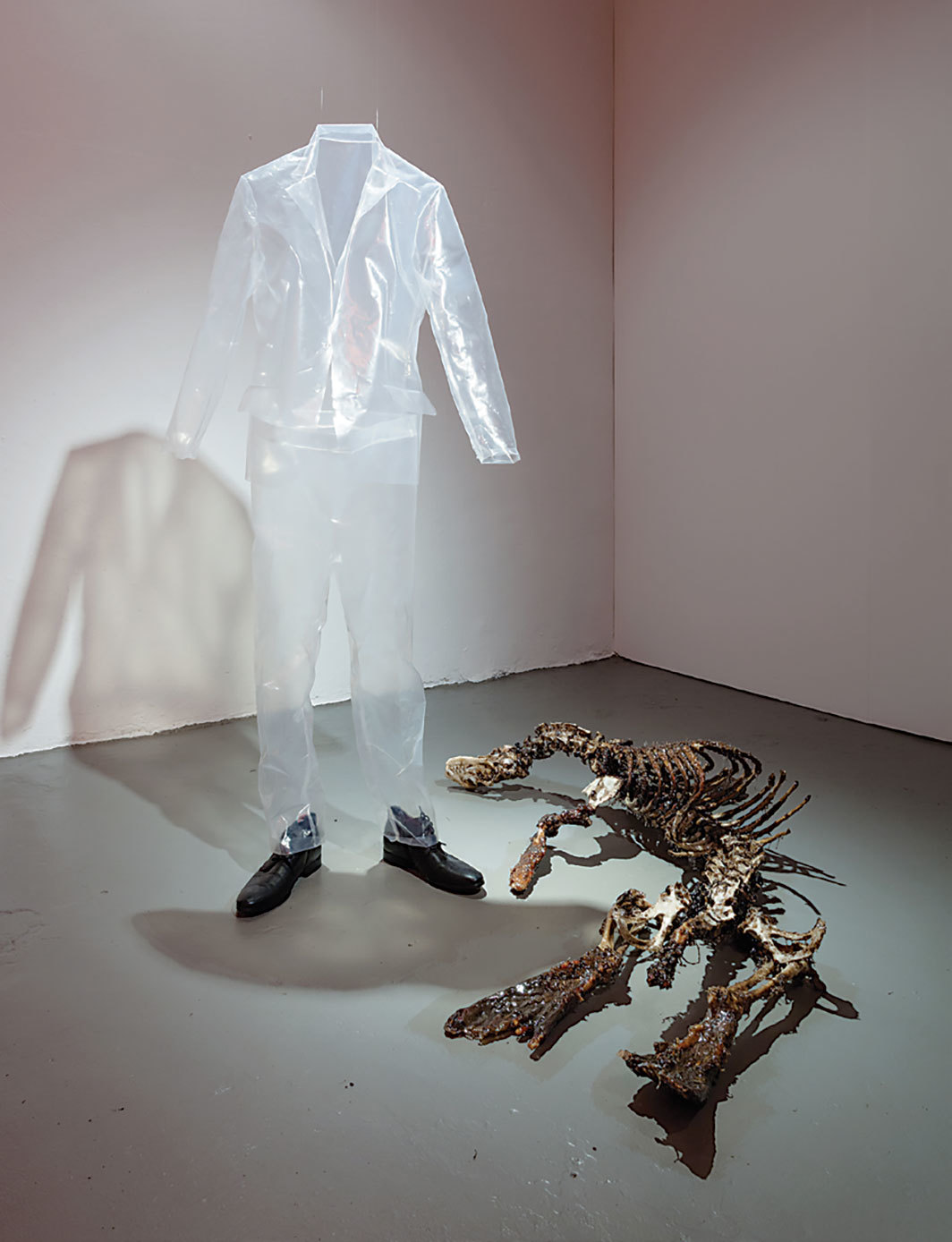 "Edith Karlson, Short Story, 2019, mixed media, dimensions variable. From ""When You Say We Belong to the Light We Belong to the Thunder."""