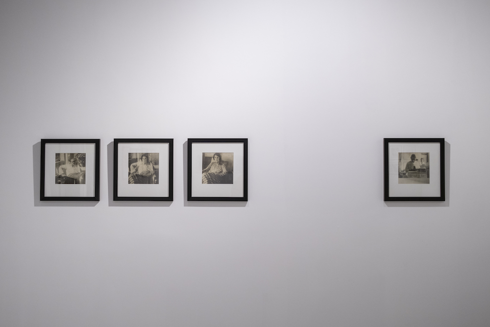 W. J. G. Beling, Untitled, c. 1930s, digital prints reprinted from silver gelatin prints. Installation view, Museum of Modern and Contemporary Art Sri Lanka.