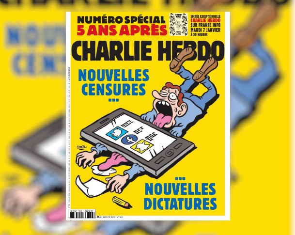 France Plans To Open Center For Satirical Cartoons Five Years After Charlie Hebdo Attack Artforum International