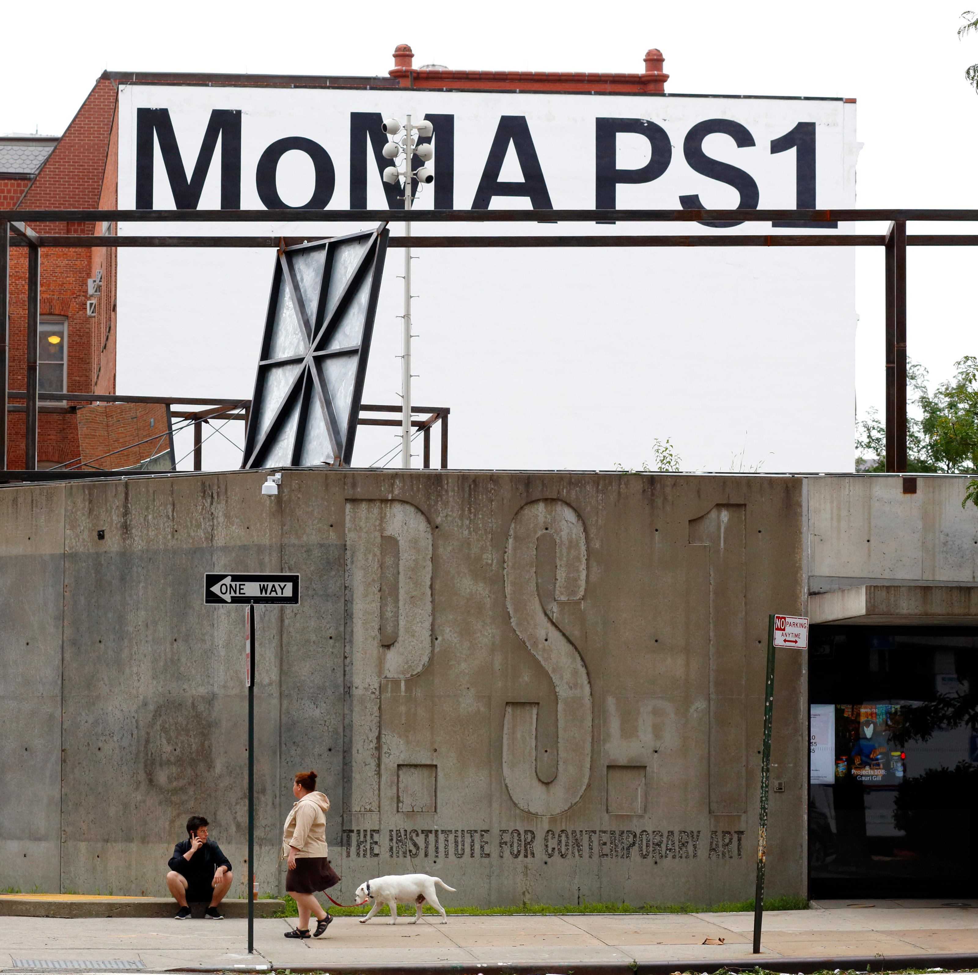 MoMA PS1. Photo: Robert K. Chin - Storefronts / Alamy Stock.