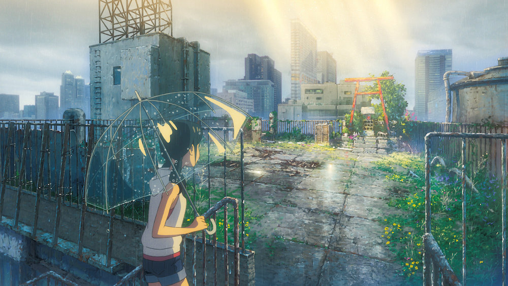 Makoto Shinkai, Weathering with You, 2019, DCP, color, sound, 112 minutes. Hina.