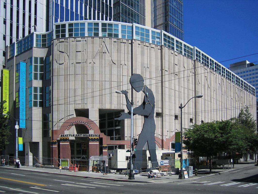 Seattle Art Museum. Photo: Wikipedia.