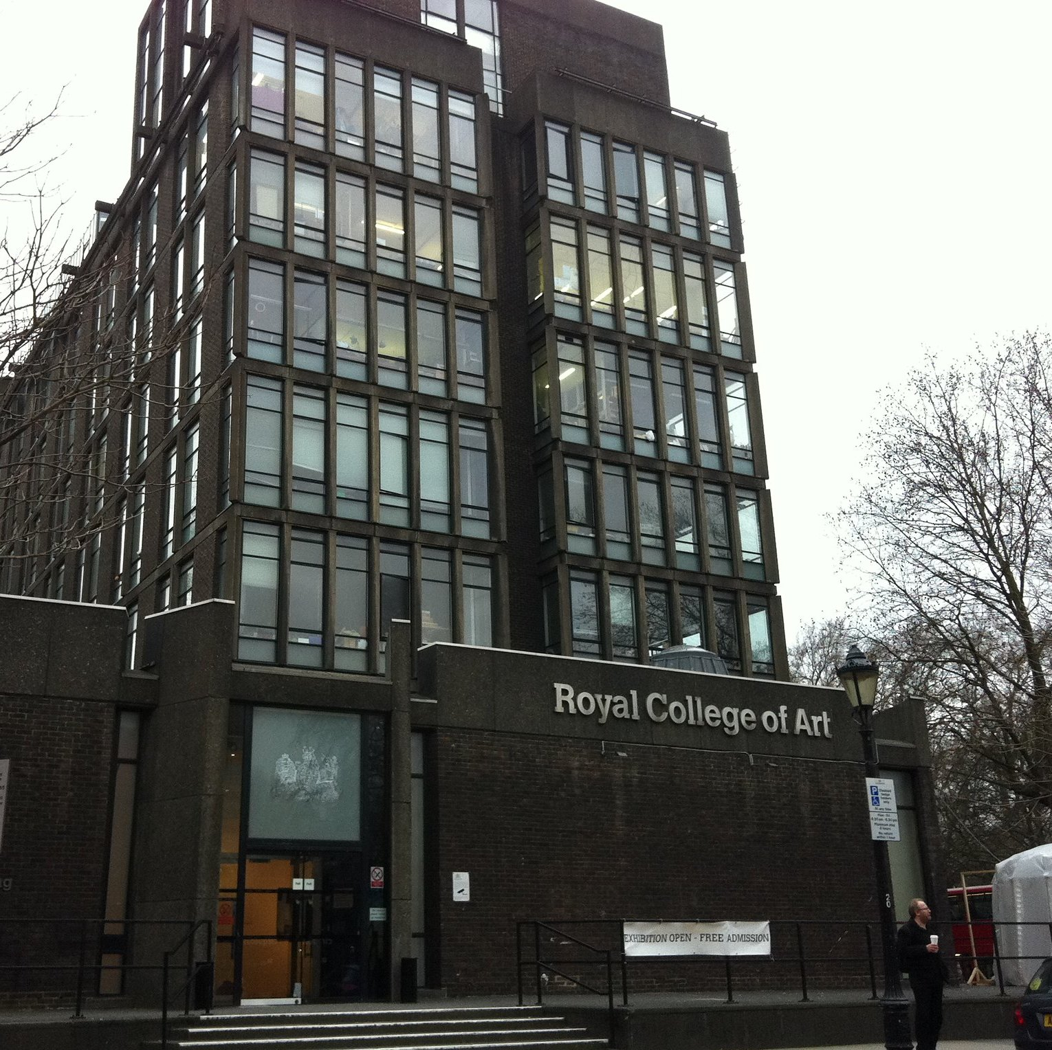 Royal College Of Art S Decision To Hold Virtual Degree Shows Sparks Student Protests Artforum International