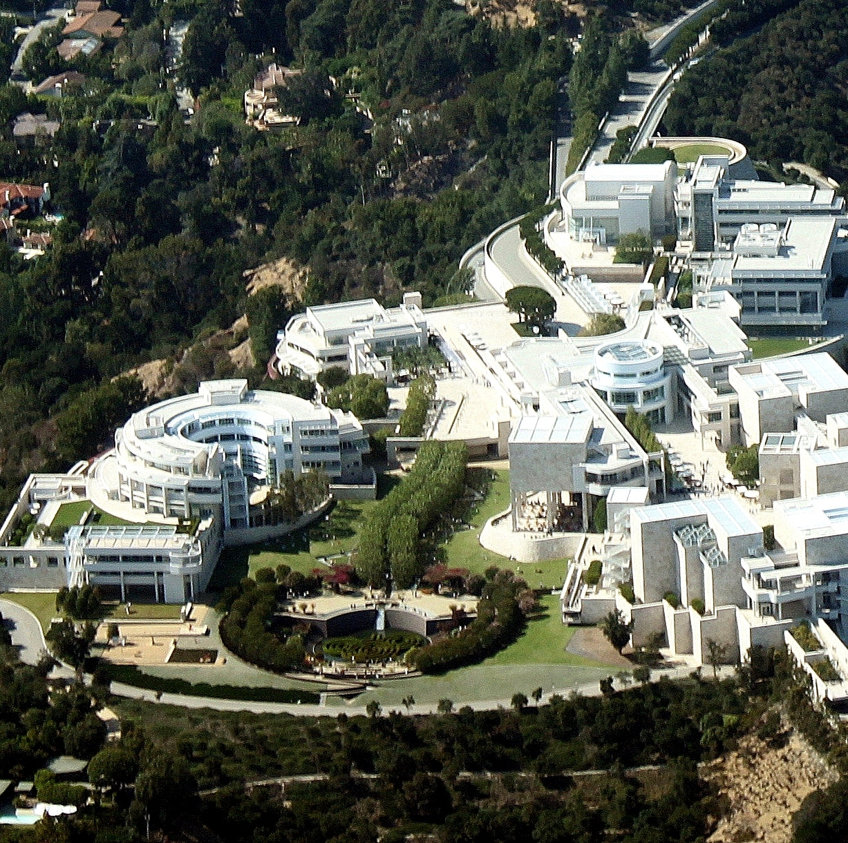 The J. Paul Getty Museum, Los Angeles. Photo: Wikipedia.