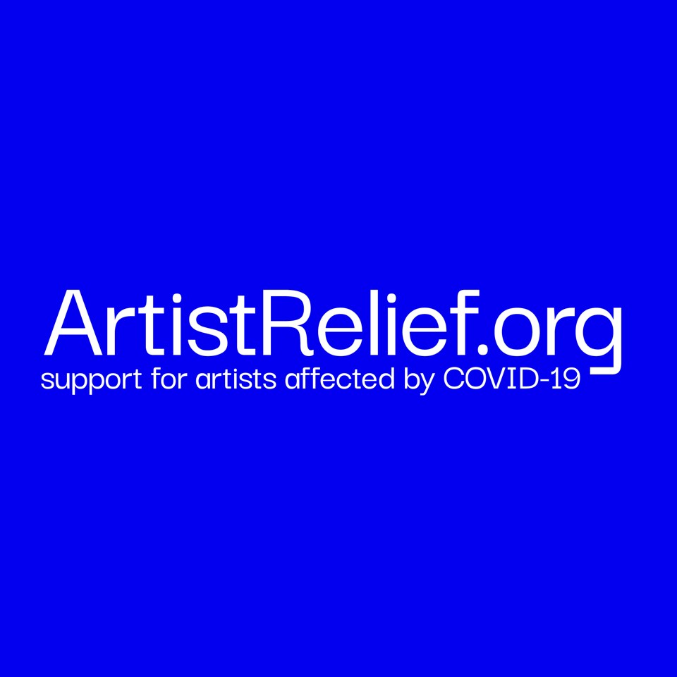Covid 19 Relief Fund To Give 10 Million To Artists Artforum International
