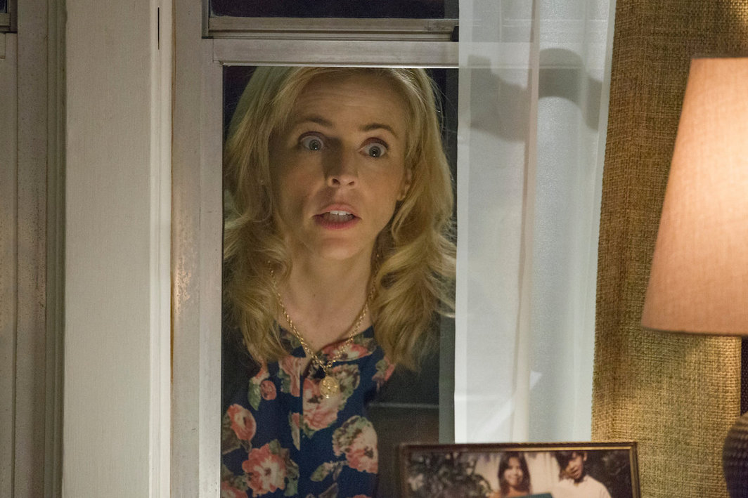 Maria Bamford in Lady Dynamite, which aired on Netflix from 2016 to 2017.
