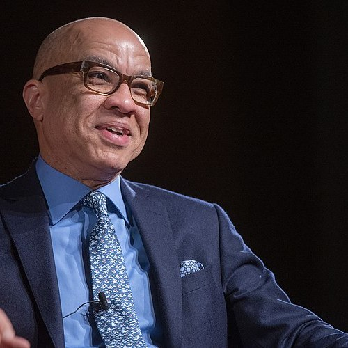 Ford Foundation president Darren Walker. Photo: Wikimedia Commons.