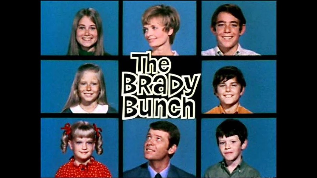 Sherwood Schwartz, The Brady Bunch (1969–74), opening credits, season 2.