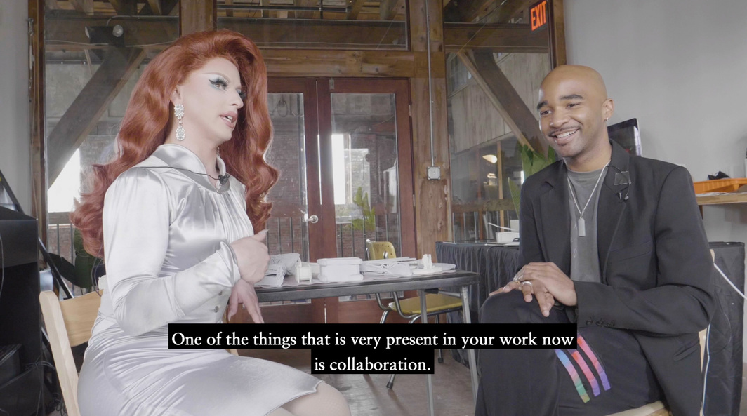 Miz Cracker Visits: Jacolby Satterwhite