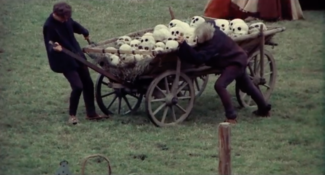Pier Paolo Pasolini, Il Decameron (The Decameron), 1971, 35 mm, color, sound, 111 minutes.