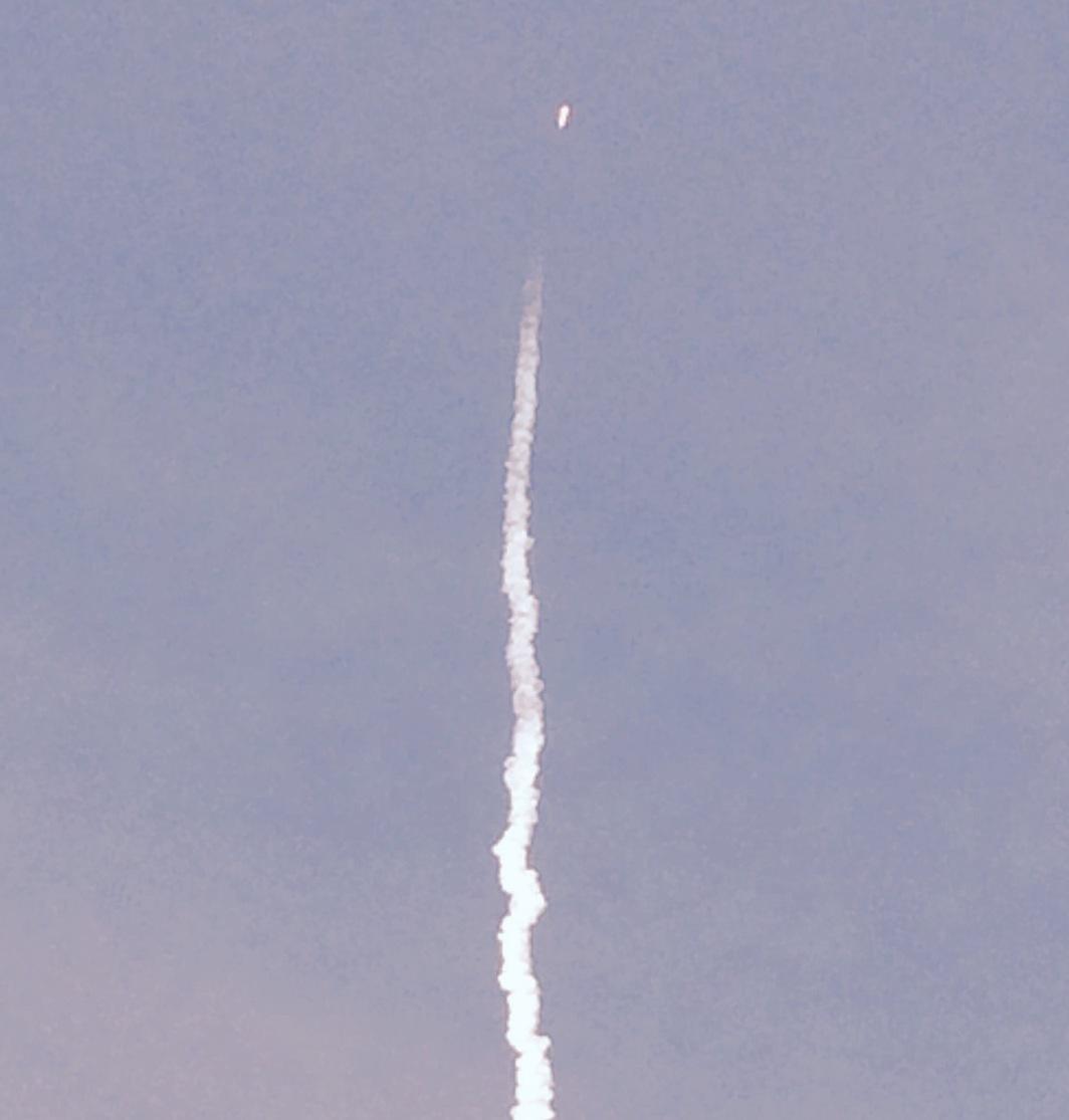 Erica Dawn Lyle on Florida's Space Coast