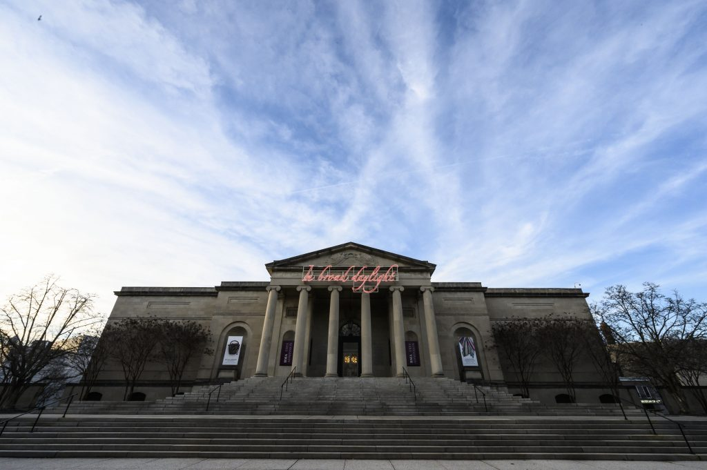 The Baltimore Museum of Art. Photo: Eric Baradat/AFP via Getty Images.