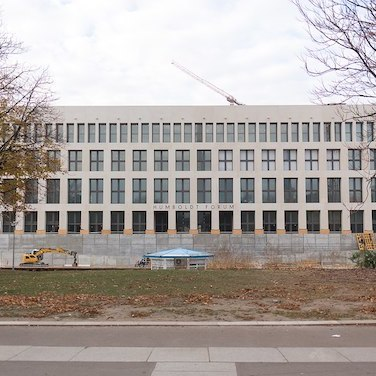 Berlin's Humboldt Forum, at the site of the former Berliner Schloss palace. Photo: Wikipedia.