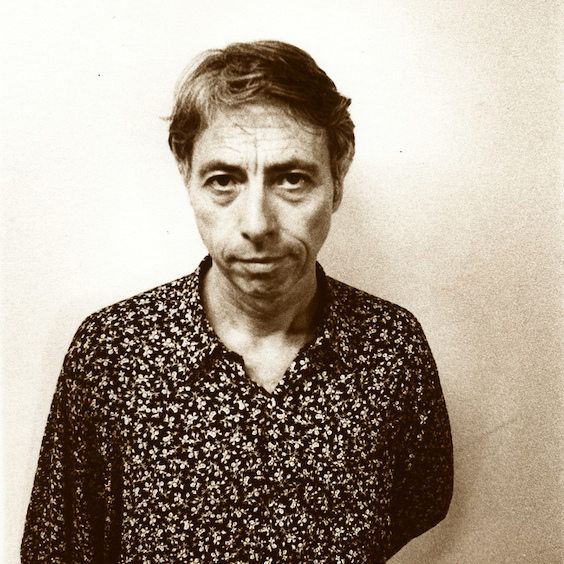 Harold Budd. Photo: Wikipedia.