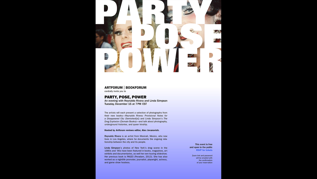 Party, Pose, Power