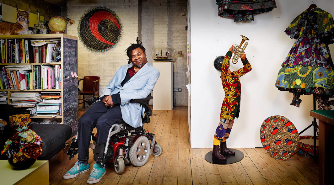 From James Cohan: Yinka Shonibare CBE—Earth Kids