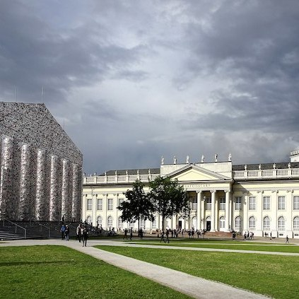 View of Documenta 14. Photo: Heinz K. S.