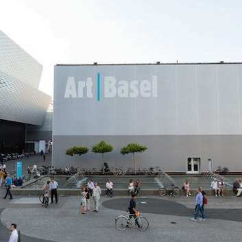 Art Basel in 2019. Photo: Art Basel.