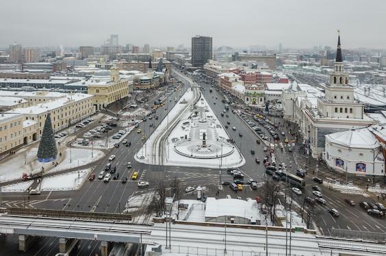 Hundreds of Moscow Artist Studios to Be Razed by Government - Artforum  International