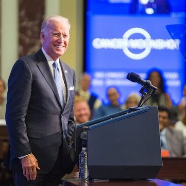 Joe Biden. Photo: Eric Haynes.