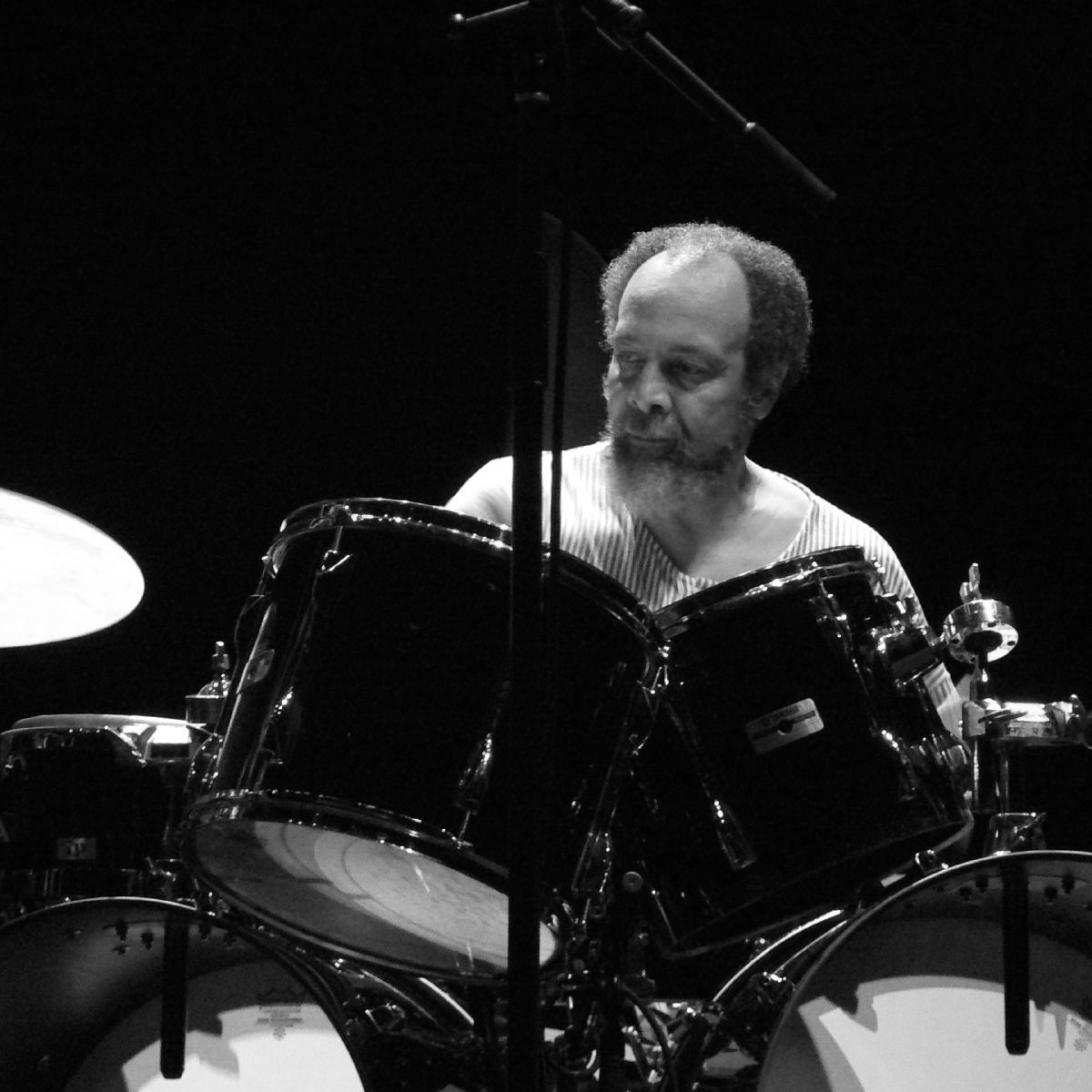 Milford Graves.