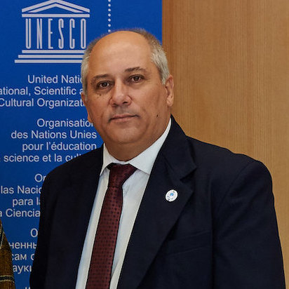 Cuban Culture Minister Alpidio Alonso. Photo: UNESCO/Flickr.
