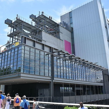 "New York's Whitney Museum of American Art recently cut fifteen staff positions owing to ""extremely low attendance."" Photo: Wikipedia."