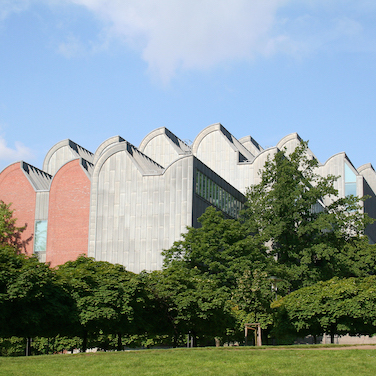 Museum Ludwig in Cologne. Photo: Franz Gerd Frank.